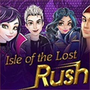 Descendants Isle of the Lost Rush