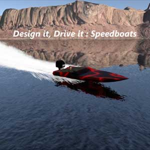 Design it Drive it Speedboats Digital Download Price Comparison