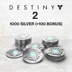 Destiny 2 1000 Silver