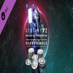 Destiny 2 Season of the Splicer Silver Bundle Digital Download Price Comparison