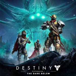 Destiny Expansion 1 The Dark Below Xbox one Code Price Comparison