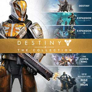 Destiny The Collection Xbox One Code Price Comparison