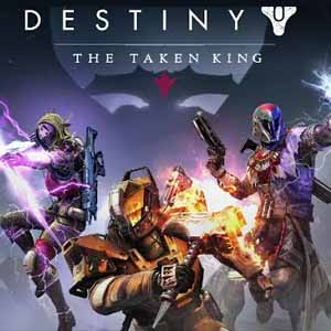 Destiny the Taken King Xbox 360 Code Price Comparison