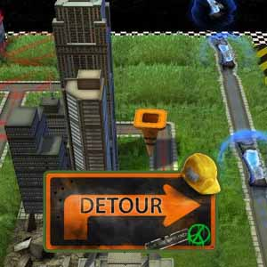 DETOUR Highway Simulator