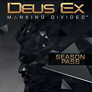 Deus Ex Mankind Divided Season Pass Digital Download Price Comparison