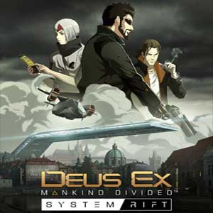 Deus Ex Mankind Divided System Rift Digital Download Price Comparison