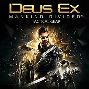 Deus Ex Mankind Divided Tactical Gear Digital Download Price Comparison
