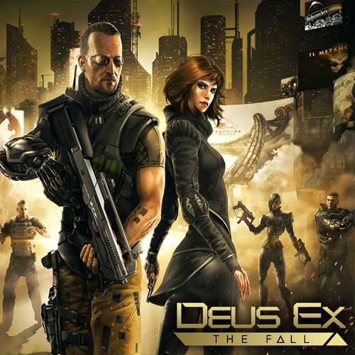 Deus Ex The Fall Digital Download Price Comparison