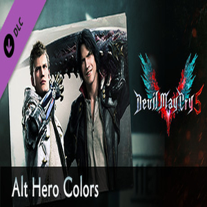 Devil May Cry 5 Alt Hero Colors