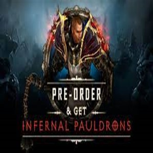 Diablo 3 Infernal Pauldrons