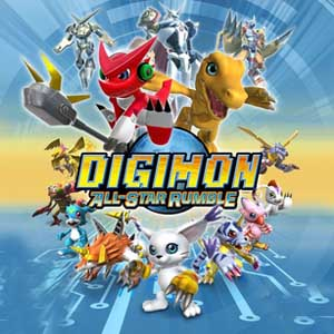 Digimon All-star Rumble Xbox 360 Code Price Comparison