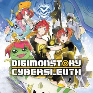 Digimon Story Cyber Sleuth Hackers Memory PS4 Code Price Comparison