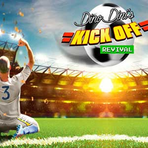 Dino Dinis Kick-off Revival Ps4 Code Price Comparison