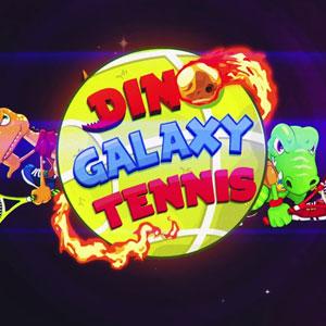 Dino Galaxy Tennis