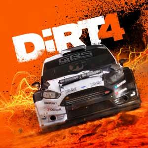 Dirt 4 PS4 Code Price Comparison