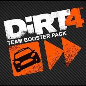 Dirt 4 Team Booster Pack Digital Download Price Comparison