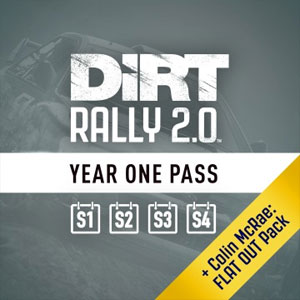 DiRT Rally 2.0 Year One Pass Digital Download Price Comparison