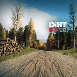 DiRT Rally 2.0 Finland Rally Location