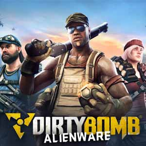 Dirty Bomb Alienware Skin Digital Download Price Comparison