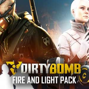 Dirty Bomb Fire and Light Pack Digital Download Price Comparison