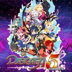 Disgaea 5 Complete Nintendo Switch Cheap - Price Comparison