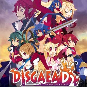 Disgaea D2 A Brighter Darkness PS3 Code Price Comparison