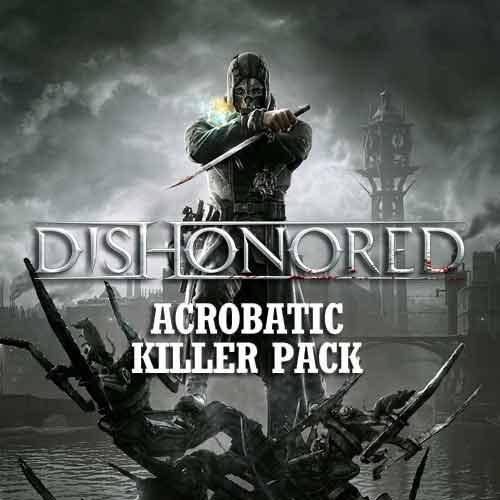Dishonored Acrobatic Killer DLC Digital Download Price Comparison