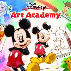 Buy Disney Art Academy Nintendo 3DS Download Code Compare Prices
