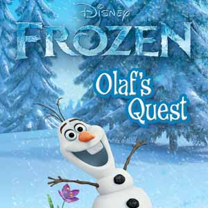 Buy Disney Frozen Olafs Quest Nintendo 3DS Download Code Compare Prices