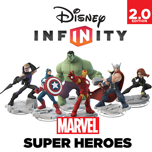 Disney Infinity 2.0 Marvel Super Heroes Xbox one Code Price Comparison