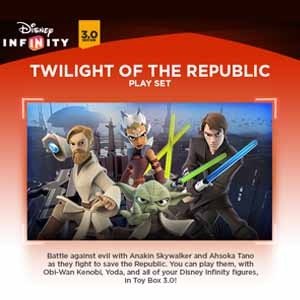 Disney Infinity 3.0 Twilight of the Republic Play Set Digital Download Price Comparison