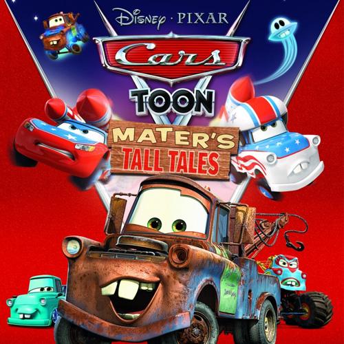 Disney Pixar Cars Toon Maters Tall Tales