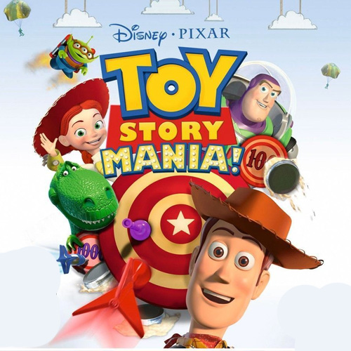 Disney Pixar Toy Story Mania Xbox 360 Code Price Comparison