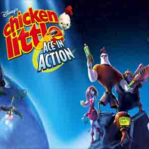 Disney's Chicken Little Ace in Action Digital Download Price Comparison