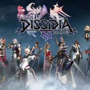 Dissidia Final Fantasy NT PS4 Code Price Comparison
