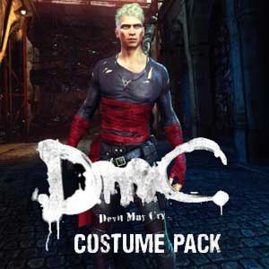 DMC Devil May Cry Costume Pack Digital Download Price Comparison