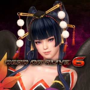 DOA6 Character Nyotengu