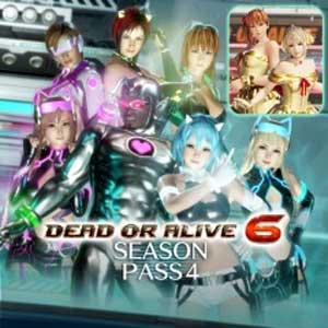 DOA6 Season Pass 4