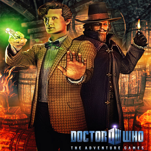 Doctor Who The Adventure Games