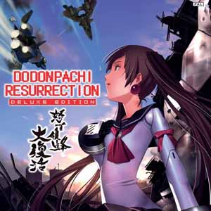 Dodonpachi Resurrection Xbox 360 Code Price Comparison