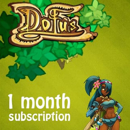 Dofus 1 Month Subscription Gamecard Code Price Comparison