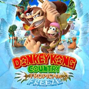 Donkey Kong Country Tropical Freeze Nintendo Switch Cheap Price Comparison