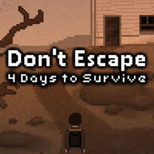 Don't Escape 4 Days to Survive Digital Download Price Comparison