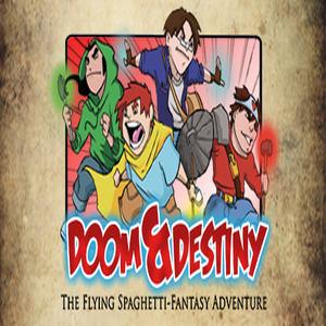 Doom and Destiny Xbox One Digital & Box Price Comparison