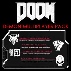 DOOM Demon Multiplayer Pack DLC Digital Download Price Comparison