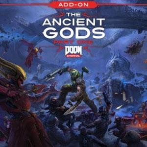 DOOM Eternal The Ancient Gods Part One Ps4 Digital & Box Price Comparison