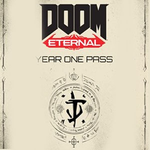 DOOM Eternal Year One Pass Ps4 Digital & Box Price Comparison