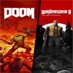 DOOM Plus Wolfenstein 2 Bundle