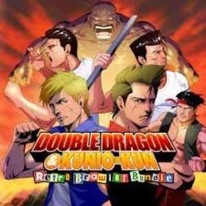 Double Dragon and Kunio kun Retro Brawler Bundle
