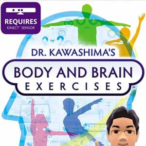 Dr Kawashimas Body and Brain Exercises Game XBox 360 Code Price Comparison